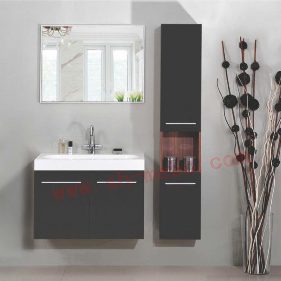 Modern Wall Hung Mirror Bathroom Vanity