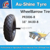 4.00-8 wheel barrow tire/wheelbarrow manufacturer