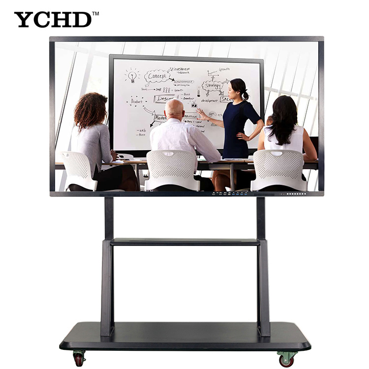 China 70 IR Interactieve LCD Touch Screen Monitor All in One PC voor Kantoor Apparatuur