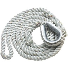 Made in China long rope twist with best service