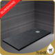 Bathroom Stone Base Black Slate Shower Tray