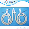 CE &ISO certified Reuable breathing tube for ventilator tube, 100% silicone