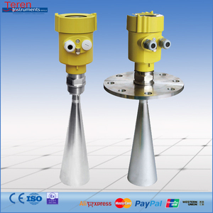 26 GHZ -40 ~ 250 Degree -0.1~4.0 MPa All Kinds Of Liquid Radar Level Meter