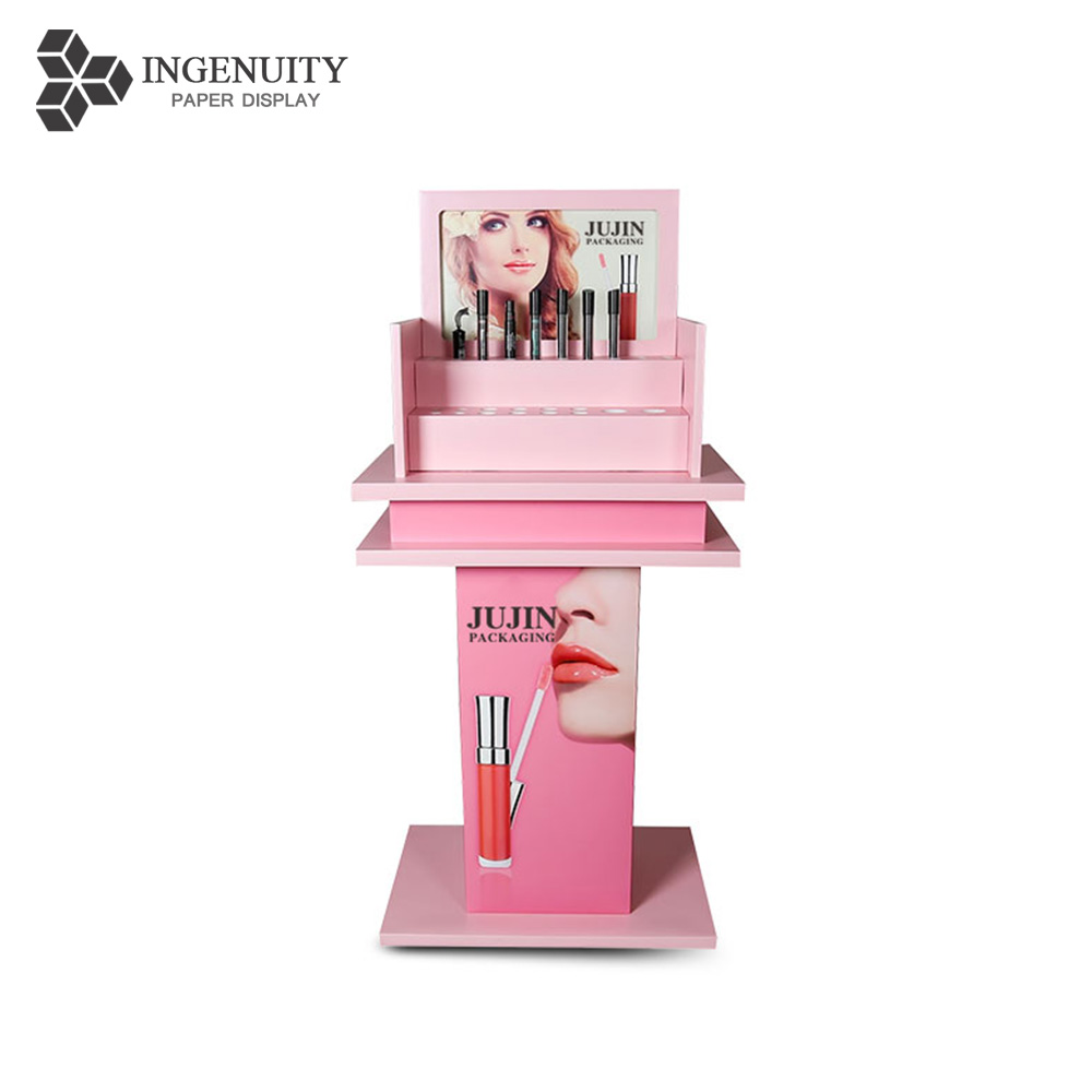 Personalizzato Table Top Pos Display Cartone top Contatore Display Scatole di Cartone Pop Display del Contatore Disegno