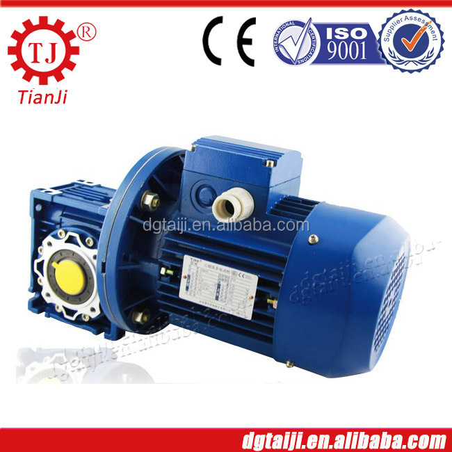 China supplier directly supply electric motor speed reducer