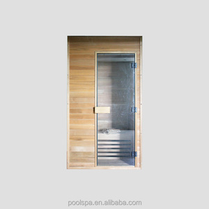 2017 Best Selling wholesale Wooden infrared portable saunas home steam saunas prices