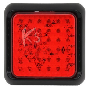 Kleansource Highly waterproof E-mark LED Run/Stop/Reverse Light LWL01