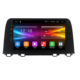 Autostereo Android Car DVD Player GPS navigation For Honda CRV 2018 headunit multimedia player tape recorder