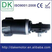 12V24V 250W worm gear motor dc motor 24v 300w