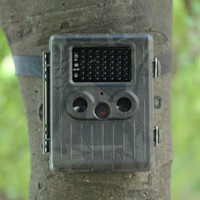 5/8/12 MP GSM SMS SMTP MMS FastFire Hunting Video Camera with LI battery and Supporting 32G Card SD