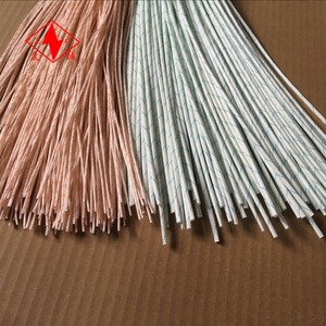 2715 pvc coated fiberglass insulation sleeve for electric wire