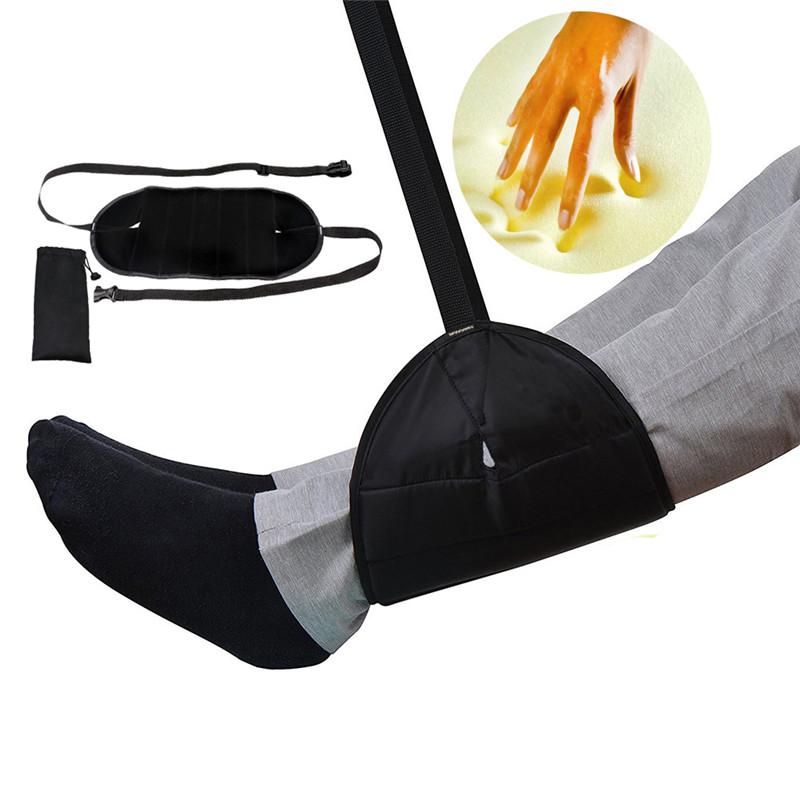 Amazon Supplier Hitam MINI Kaki Istirahat Istirahat Kaki Hammock