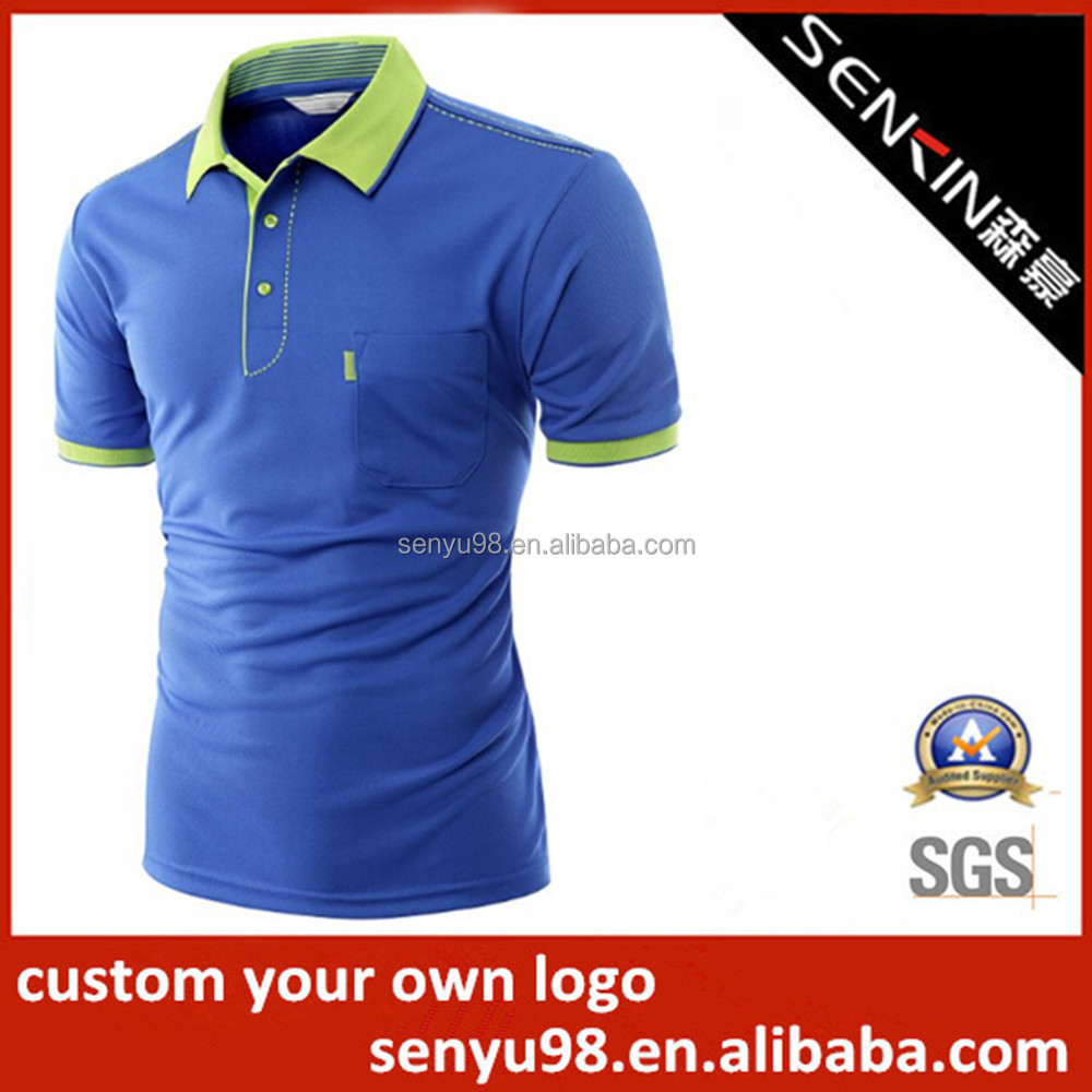 Polo shirt design your own - Custom Logo Asian Size Polo Shirt Sewing Pattern