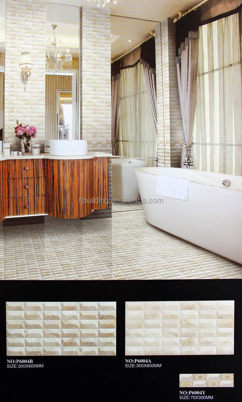 2015 nieuw ontwerp 3d keramische wandtegels badkamer tegels wand ...