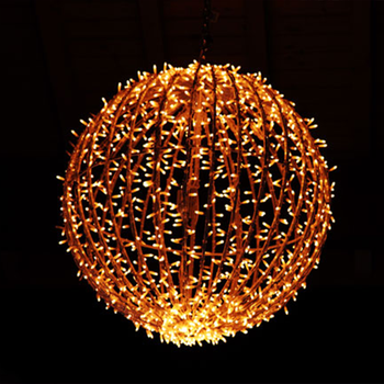 Outdoor giant cool white hanging christmas ball holiday led sphere outdoor giant cool white hanging christmas ball holiday led sphere lights 220v 110v mozeypictures Image collections