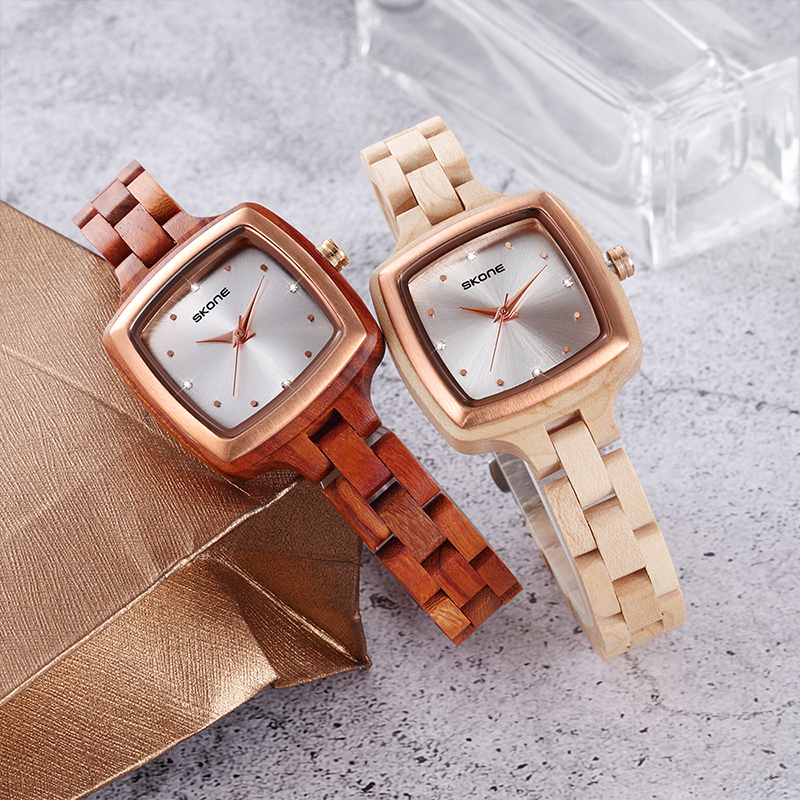 2019 New arraival custom wood watch bamboo dropshipping