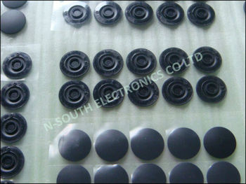 Brand New Laptop Bottom Case Foot Replacement Kit Rubber