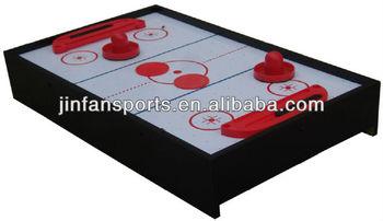 Houten tafel hockey game mini air hockey tafel spel buy houten