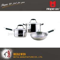 china wholesale merchandise copper cookware set , cookware set , aluminum cookware