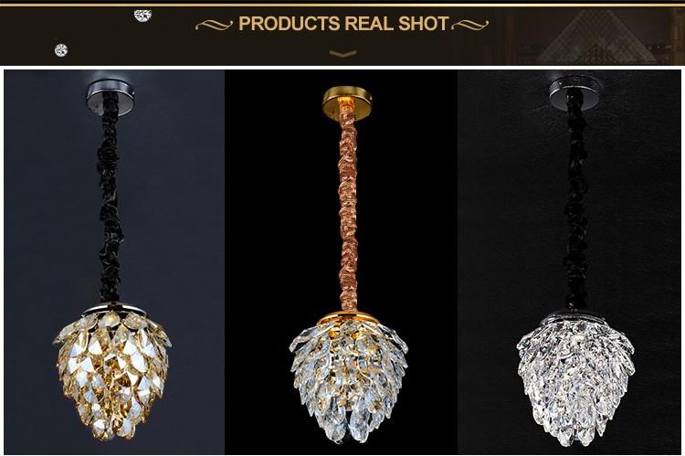 Kronleuchter Gold Kristall ~ Eiförmigen kristall kronleuchter led pendelleuchte gold kristall