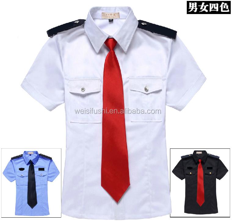 Design Men Security Guard Uniform,Women Security Guard Dress ...