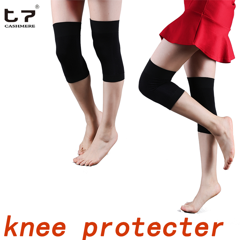 Cashmere air conditioning crossfit unisex knee sleeves cap brace