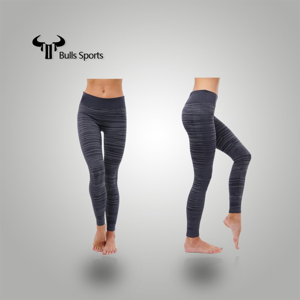 2017 new design fashionable top quality sexy mesh fitness yoga pants