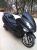 3000W/5000W/6000Watts MAJESTY T3 Electric motorcycle