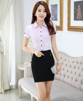 2016 New Women Short Pencil Skirts Casual Nice Design Black Mini