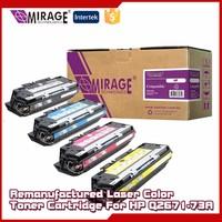 Remanufactured Laser Color Q2671-73A Toner Cartridge For HP