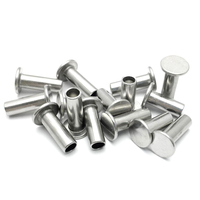 Factory Wholesale Price Metal Aluminum Pan Head Semi-tubular Rivets