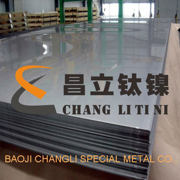medical titanium plate