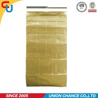 nonwoven golden PP storage wardrobe jewelry organizer