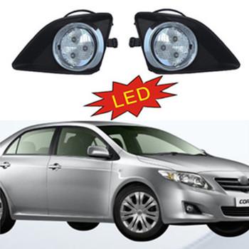 Toyota Corolla Accessories >> For Toyota Corolla Accessories 2009 U S Type Led Bulb Fog Light