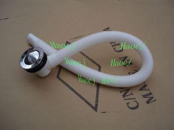 Bathtub Drain Cleaning Machines/bathroom Flexible Drain Plastic Pipe For Sink  Drain Hose