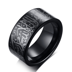 Wholesale Tungsten Carbide Blank Ring for Inlay
