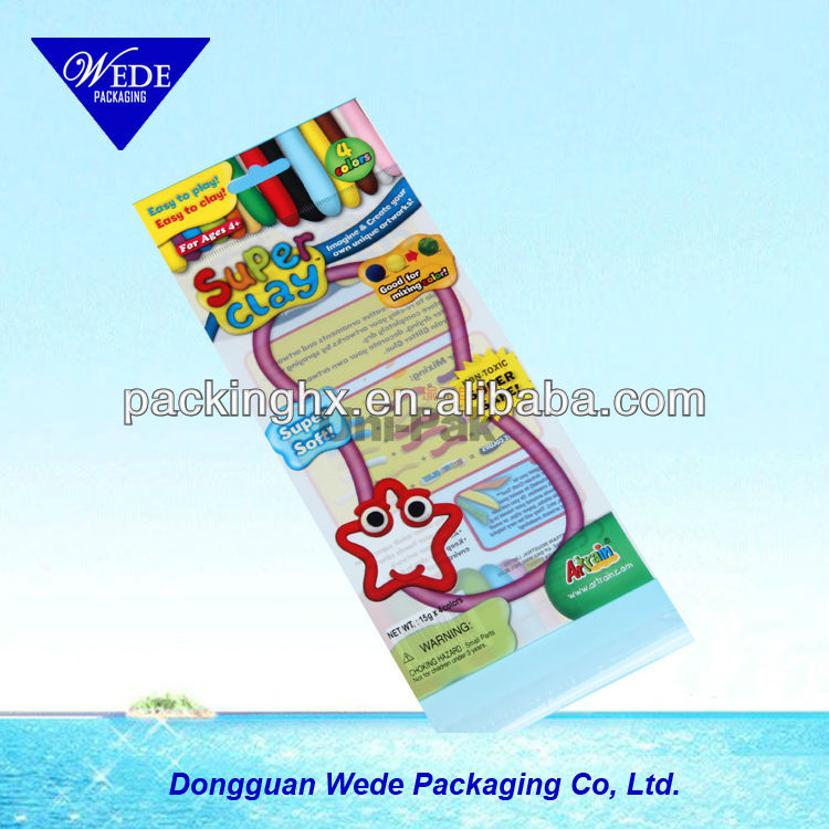 soft toy packaging bag
