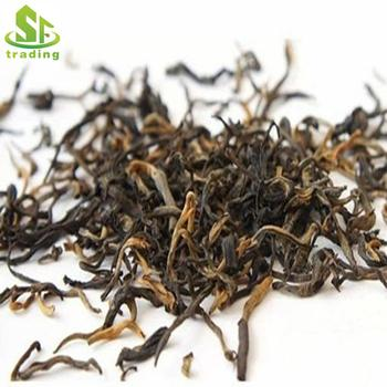 EU Standard Loose Leaf tea Yunnan black tea , Organic Slimming black Tea