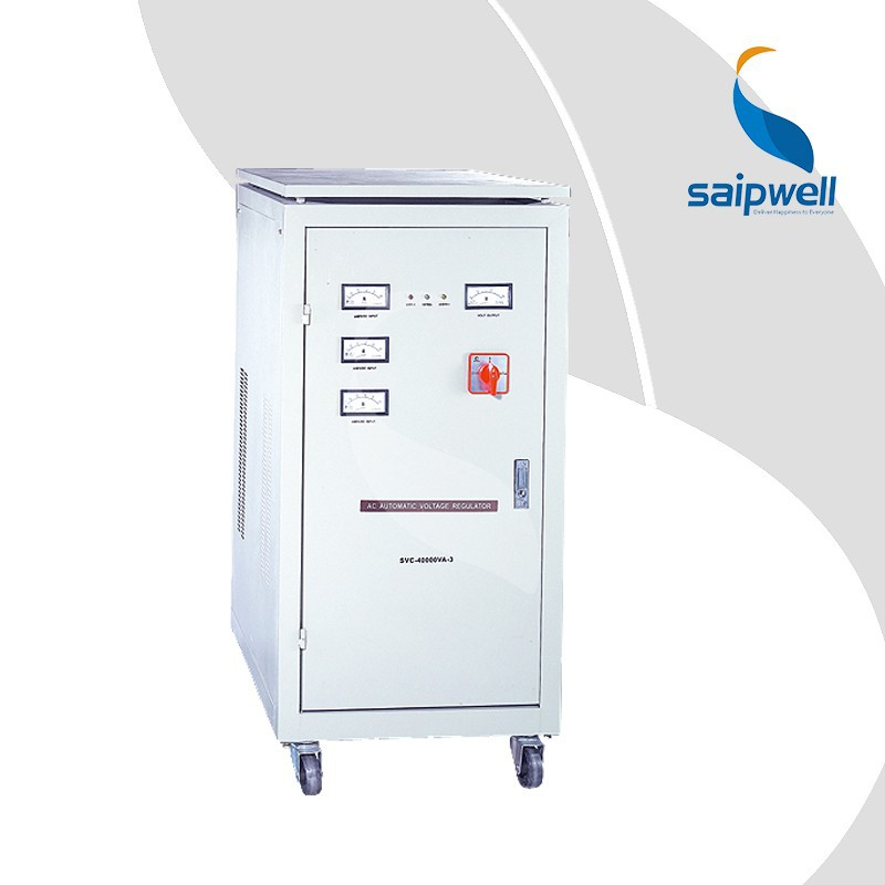 SVC 3 phase voltage stabilizer 10kva 6kva 9kva 15kva 30kva 40kva