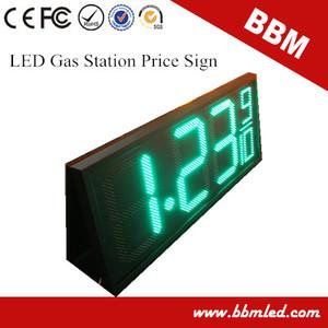 Image result for led gas price sign www.bbmled.com