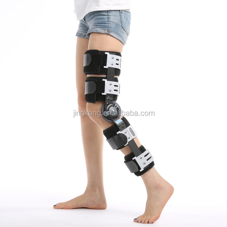 Knee Soft Tissue Injury Support Knee Cap Protector Rom Knee Brace