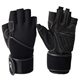 New arrival full finger horse riding gloves with best price