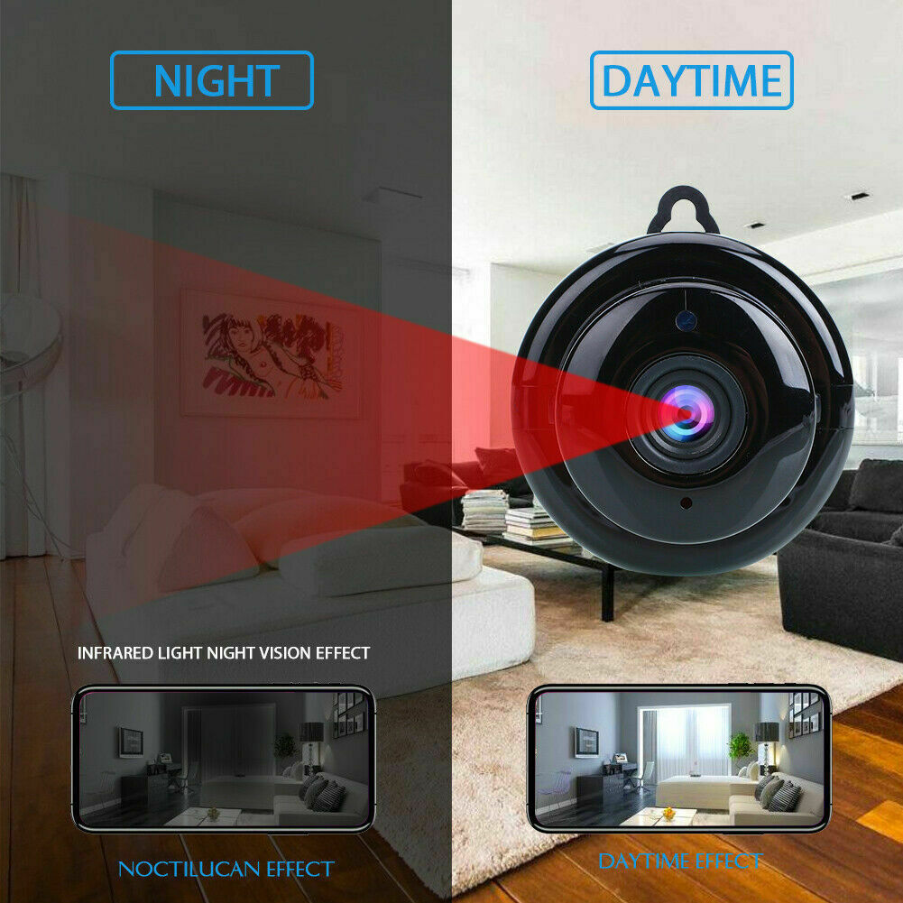 720p wifi mini camera smart netto camera v380 babyfoon camera