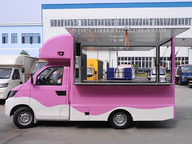 Fashional Best Food Trucks For Sale In Usa