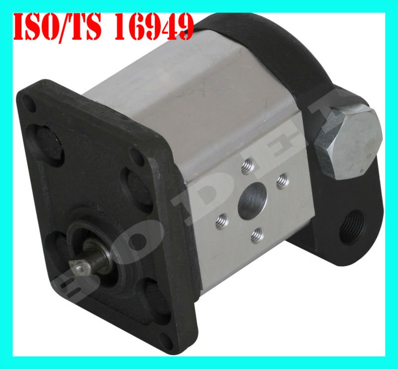 Constant Flow Hydraulic Gear Pump for Tractor