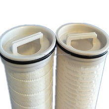 0.2 Micron PP Pleated Filter Cartridge for Drinking Water Filter