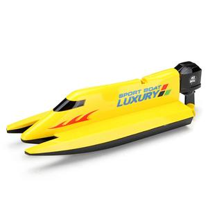 Wholesale Educational toys kids remote control 4CH speed mini rc boat kits for children