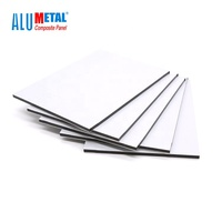 2mm Dibond PE Aluminum Plastic Composite Panel ACP sheet