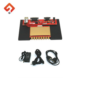 Cheap Price r2000 chips module 8 ports uhf rfid reader for sport timing systems