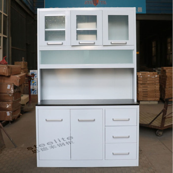 High gloss lacquer ready made kitchen cupboards white for Ready made kitchen units
